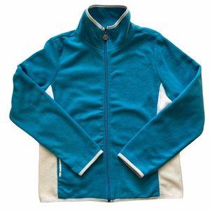 River Island Women's Front Zip Fleece Jacket, Med